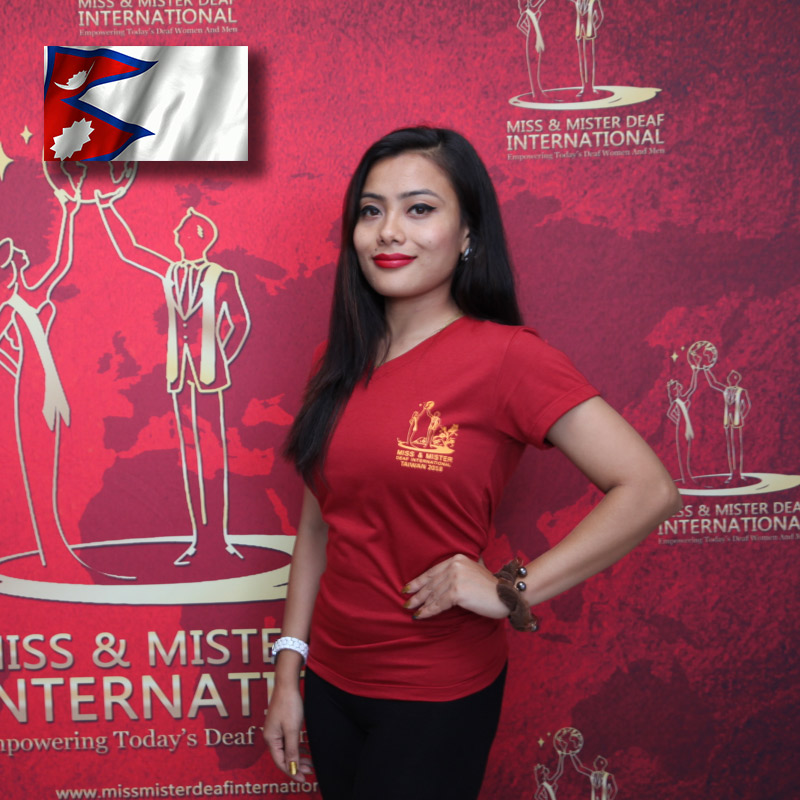 Miss Deaf Nepal (Shisam Shrestha)